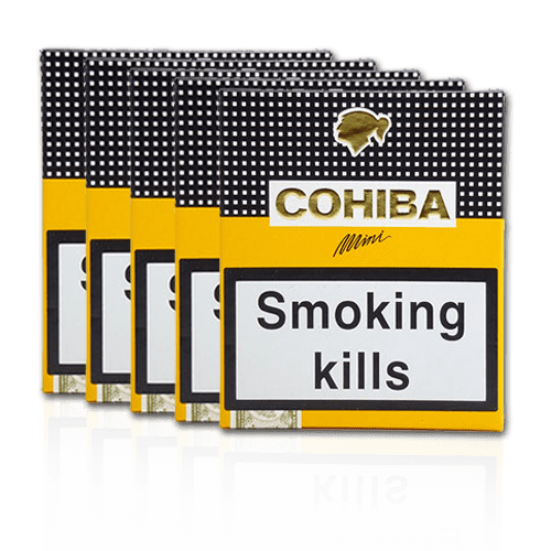 Cohiba-Mini-Cigarillos-–-5-x-Pack-of-10