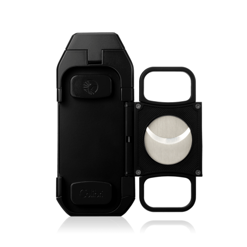 Colibri Boss III Cigar Lighter Cutter - Black