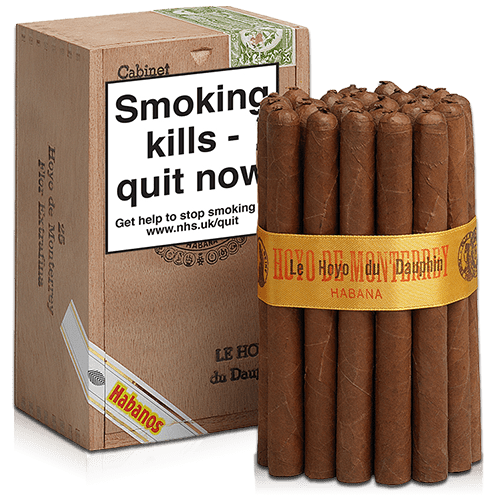 Hoyo De Monterrey Du Dauphin Cigar - Box of 25