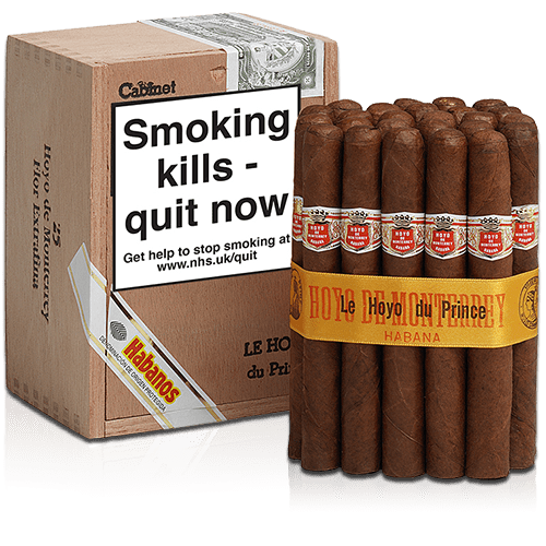 Hoyo De Monterrey Du Prince Cigar - Box of 25