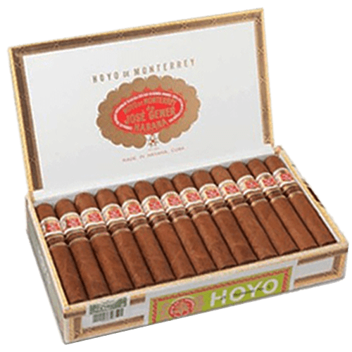Monterrey No.4 Anejados Cigars Box of 25s