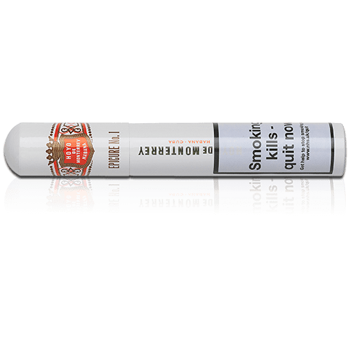 Tubed single - Hoyo's Epicure No.1 Cigar