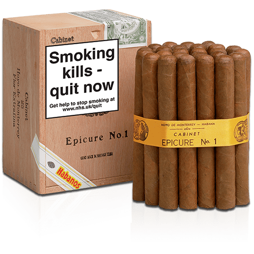 Monterrey Corona Gorda Cigars, Epicure No.1 - Box of 25