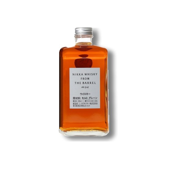 Nikka Whisky From The Barrel – Japanese Whisky