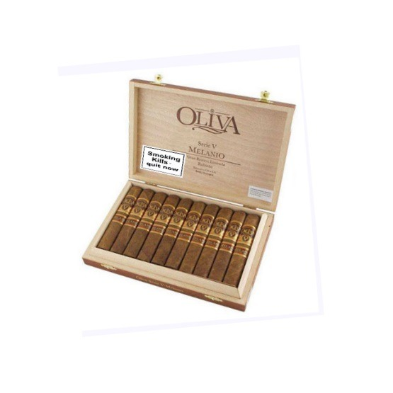 Oliva Series V Melanio Gran Reserva Robusto Cigar – Box of 10