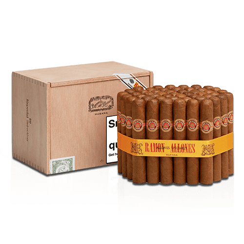 Ramon Allones Specially Selected Cigar – Cabinet of 50 £823.00