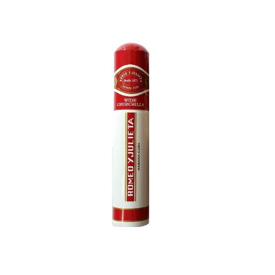 Romeo-y-Julieta-Wide-Churchill-Cigar-Single tubos