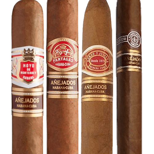 The Anejados Cigar Selection