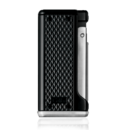 Colibri Monza I Cigar Single Jet Lighter - Silver
