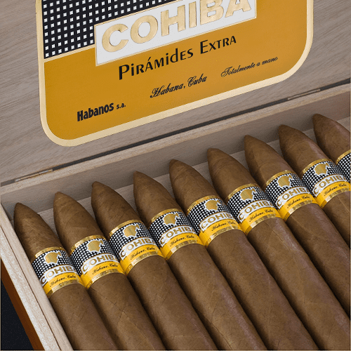 Cohiba-Piramides-Extra-Cigar-–-Box-of-10