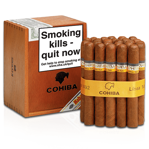 Cohiba-Siglo-II-Cigar-–-Box-of-25