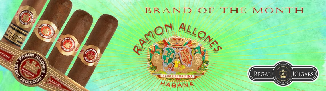 Brand of the Month cigars - Ramon Allones
