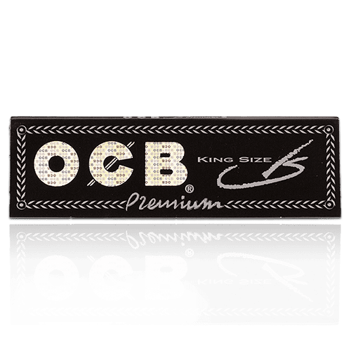 OCB Premium King Size Cigar Rolling Papers to roll your cigarettes