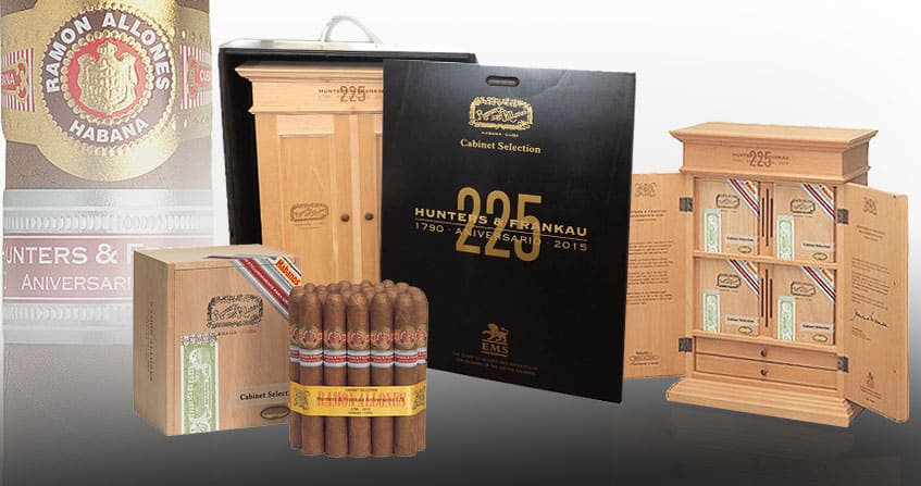 Brand of the Month - Ramon Allones Cigars 225 H&F